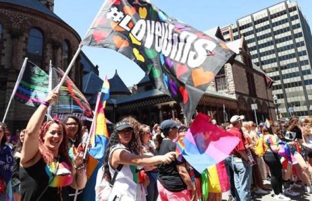 2019 Boston Pride Parade Draws Huge Crowds