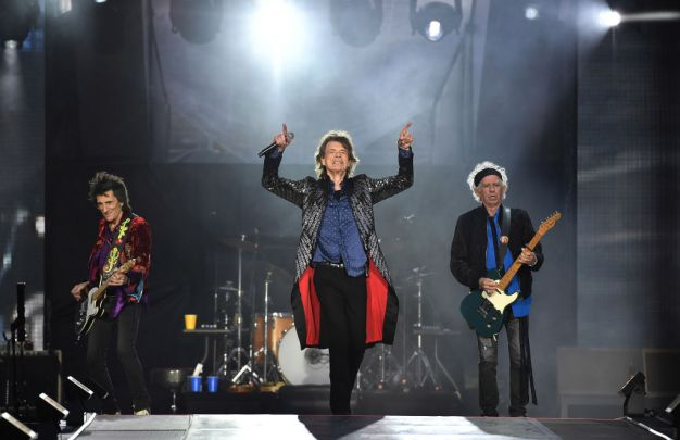 Rolling Stones to Play Gillette Stadium Next Year