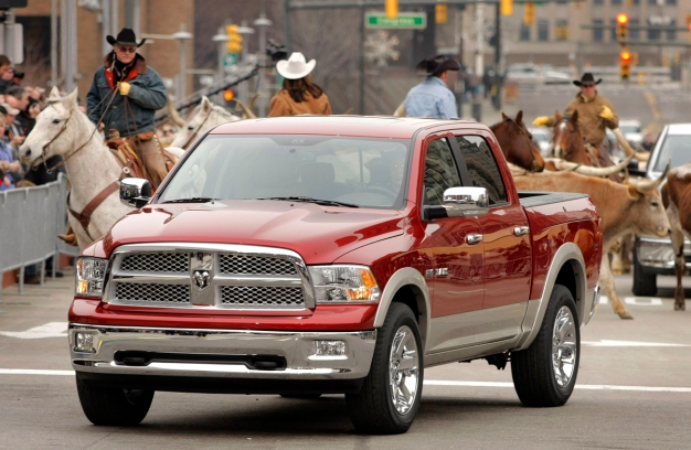 More than 850,000 Ram Pickups Added to Tailgate Recall