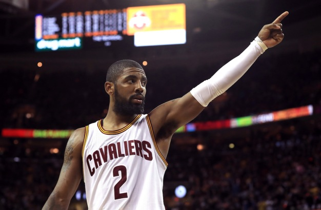 Could, and Should, the Celtics Acquire Kyrie Irving?