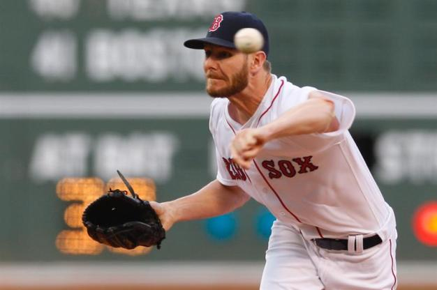Chris Sale Won't Pitch for Red Sox in Game 5 of ALCS