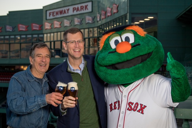 Sam Adams Becomes Official Red Sox Beer Sponsor