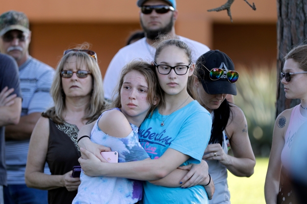 Mass School Shootings Mostly Happening in Small-Town America