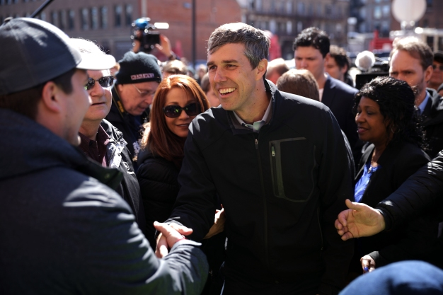 Beto O'Rourke to Campaign in NH This Week