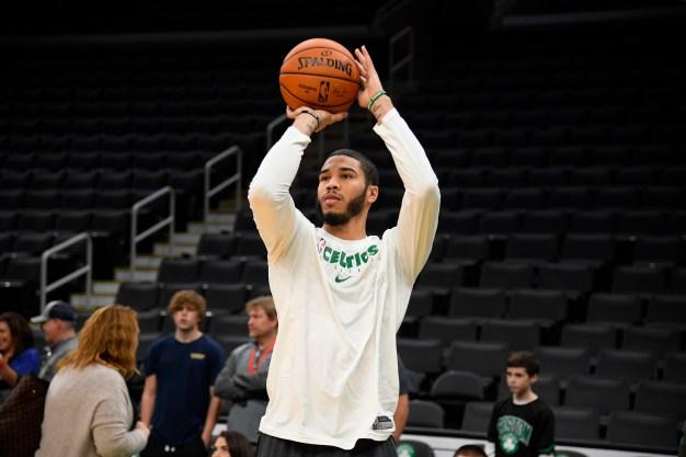 Celtics Exercise Tatum's Fourth-year Option: Report