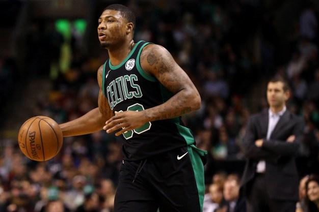 Celtics' Marcus Smart Grieving Death of Mother