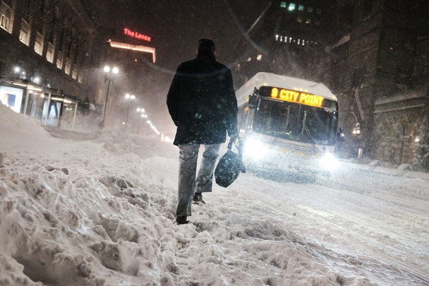 Bring It On: Boston Officials Say They're Ready for Winter