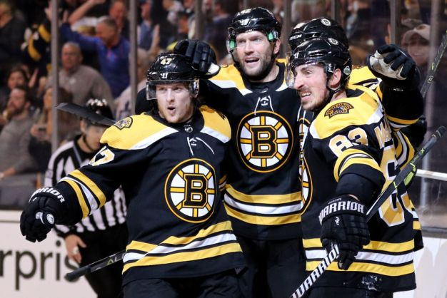 Bruins Win Wild Game 7, Eliminate Maple Leafs