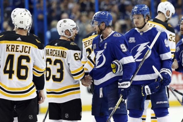 For Bruins, the Real Regular Season Starts Tonight Against Lightning