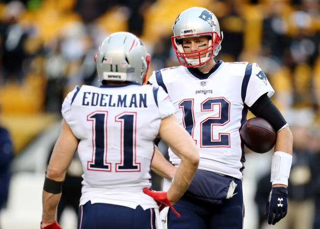 POLL: Can Pats Get to Super Bowl Without a Bye?
