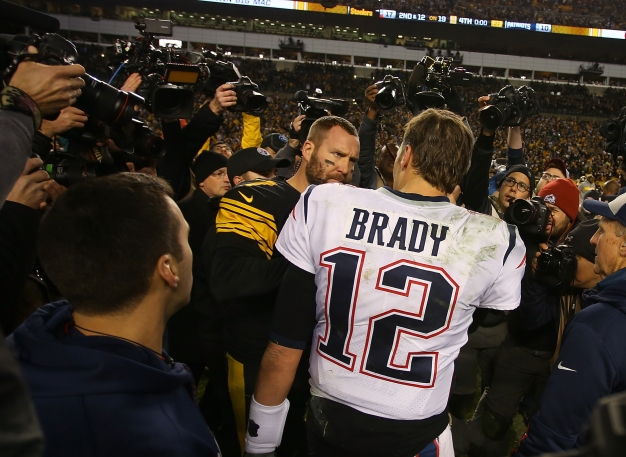 Average Tom? Ugly Report Card for Pats After Steelers Loss