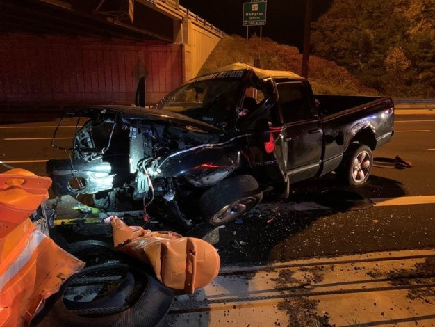 NH Driver Killed in Single-Car Crash