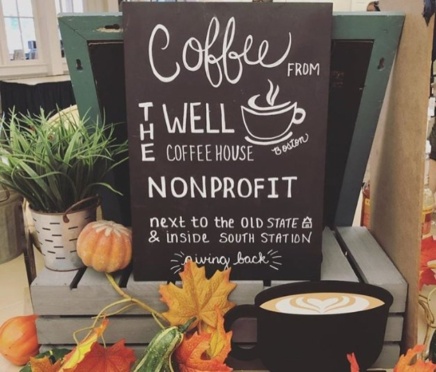 The Well Coffee House Plans to Open in East Boston
