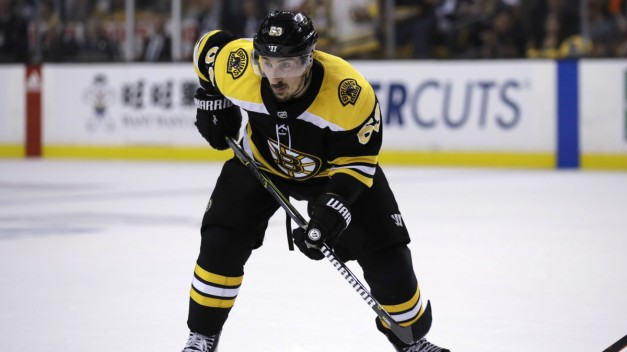 NHL Warns Bruins' Brad Marchand to Stop Licking Opponents