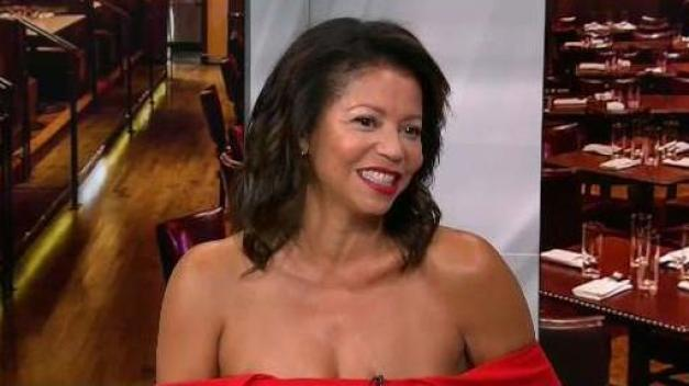 Gloria Reuben on 'The Men I Love'