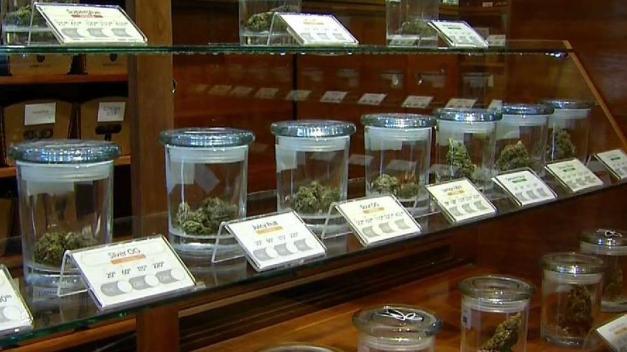 Pot Shop Applicants Await Final OK for Massachusetts Sales