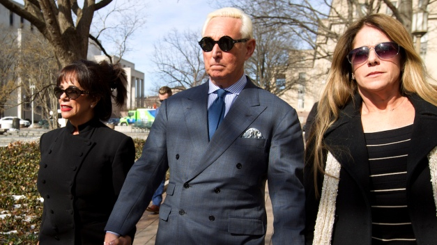 Judge Places Gag Order on Roger Stone After Instagram Post