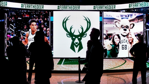 Bucks Fans Start 'We Want Boston' Chant