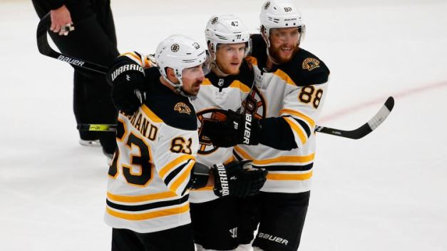 Highlights, Key Dates From Bruins' 2019-20 Regular-Season Schedule