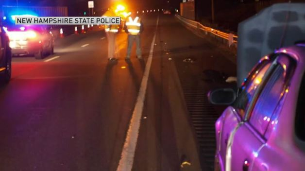 Police Charge Driver in Fatal NH Turnpike Crash