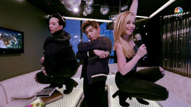 Superstar Eric Nam Teaches Tara and Johnny About K-Pop