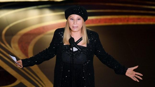 Streisand Apologizes for Remarks on Michael Jackson Accusers