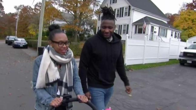 Checking in With Boston Couple Married at First Sight