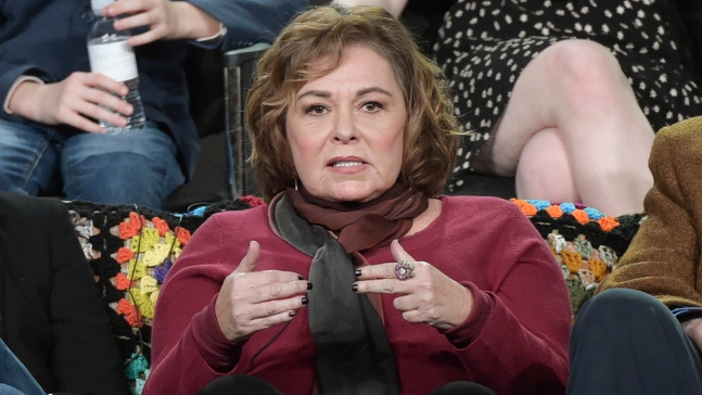 Roseanne Barr Says, 'I Am Not a Racist, I'm an Idiot'