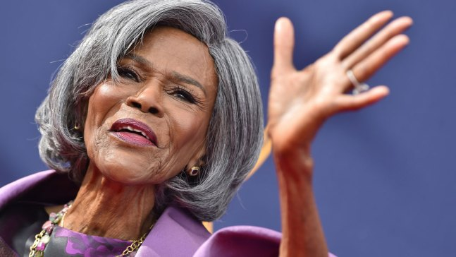 45 Years After Her Nomination, Cicely Tyson Gets her Oscar
