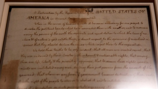 Facebook Sorry for Flagging Declaration of Independence Excerpt as Hate Speech