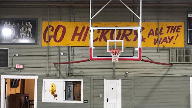 Indiana Gym in 1986 'Hoosiers' Film Needs Repairs