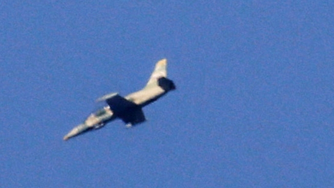 Israel Shoots Down Syrian Jet; Syrian Forces Reach Golan