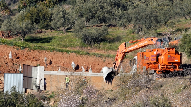 Rescuers Search for Boy, 2, Who Fell Down Deep, Narrow Well in Spain