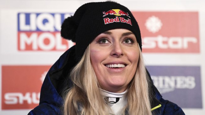 Lindsey Vonn's Goal After Skiing: To 'Take on the World'