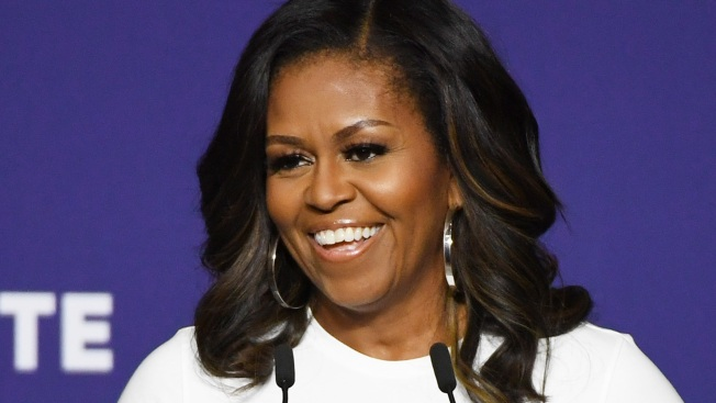 Michelle Obama Would Be Frontrunner in NH If She Ran, According to New Poll