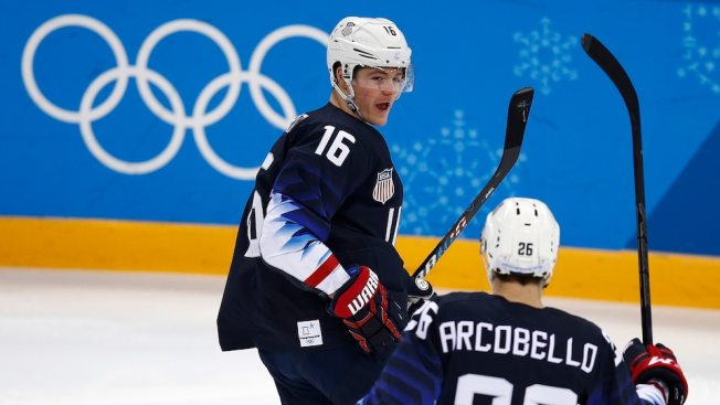 Boston Bruins Sign US Olympic Star Ryan Donato to Entry-Level Deal