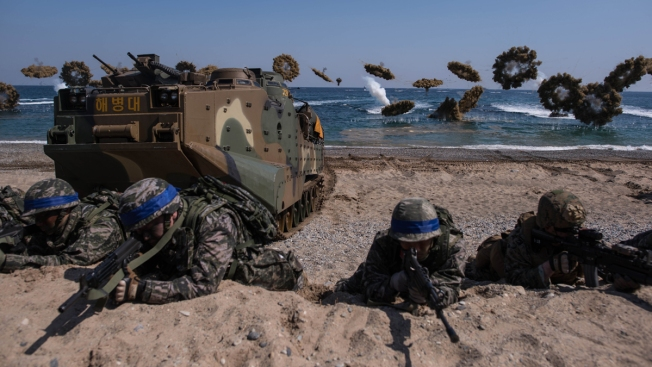 US to End Large-Scale Military Drills With South Korea: Sources