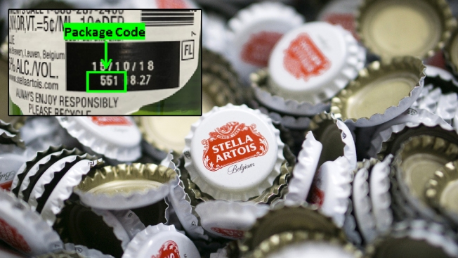 Stella Artois Recalls Some 11.2-Oz Bottles Over Glass Particle Fears