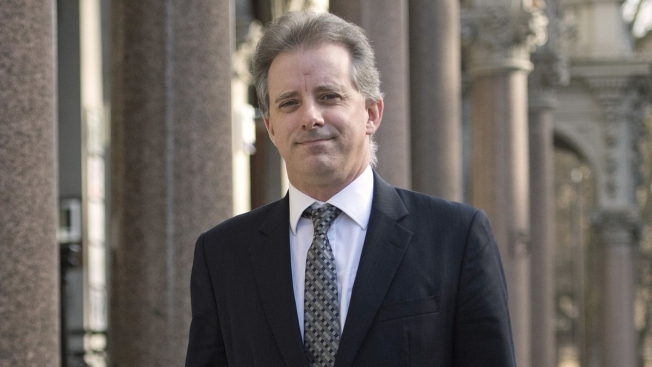 US Republican senators seek charges against Trump dossier author