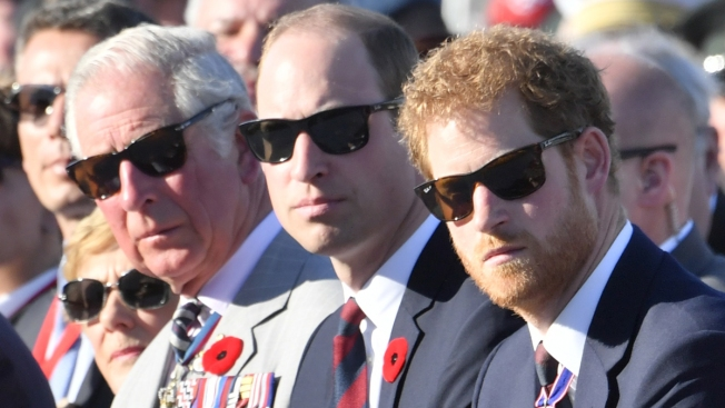 Popular Princes Harry, William Overshadow Their Father, Charles