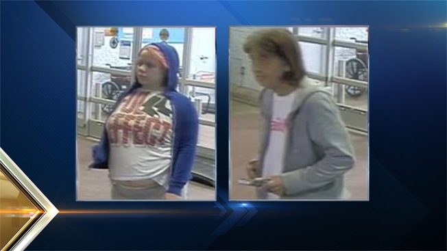 2 Sought in Gym Locker Thefts