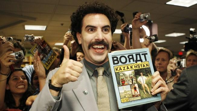 Sacha Baron Cohen to Pay Fine Czechs Got Wearing Borat Mankini