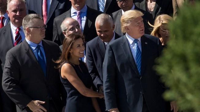 Deputy National Security Adviser Dina Powell Set to Leave White House