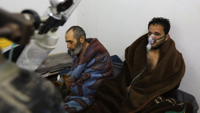 Chlorine Used in Syrian Town of Saraqeb, International Watchdog Finds