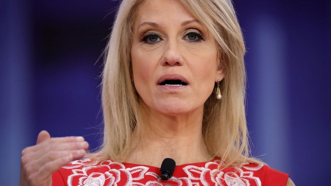 Kellyanne Conway's Political Comments Violated Hatch Act: Watchdog