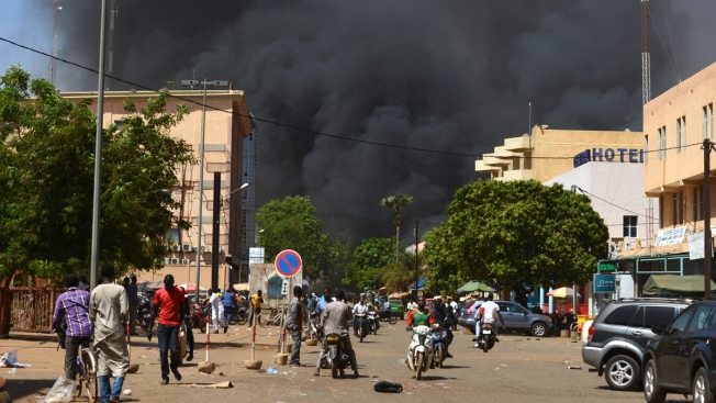 Extremists Stage Deadly Attacks in Burkina Faso Capital