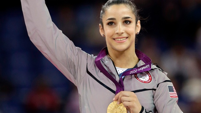 A Startup Created Gymnast Aly Raisman's Official Emoji App