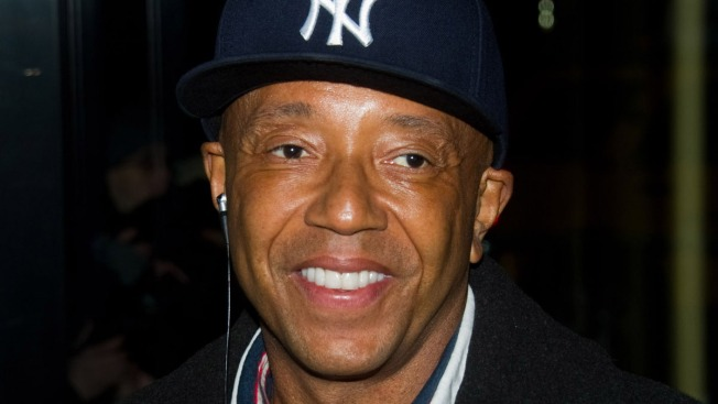 Model Accuses Russell Simmons of Sexual Misconduct While She Was a Minor