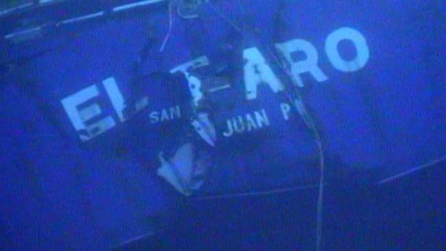 Coast Guard report: Captain's errors led to El Faro sinking
