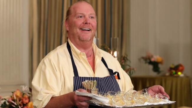 Mario Batali May Be Looking to Open New Restaurant on Boston Waterfront